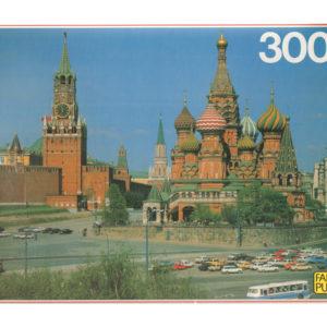 Puzzle 3000 pièces 'Moscou' / Edition spéciale