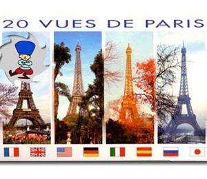 20 vues de Paris